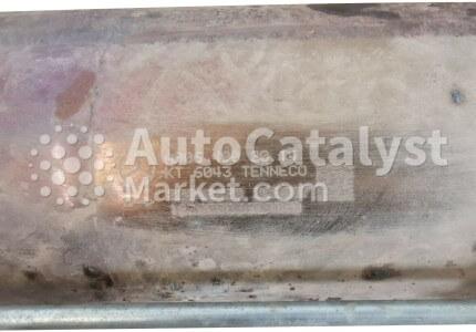 Catalyst converter KT 6043 / ZGS006 (CERAMIC+DPF) — Photo № 3   AutoCatalyst Market