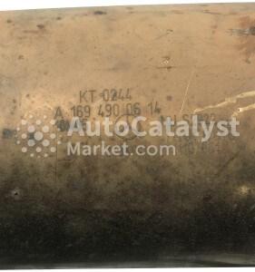 Catalyst converter KT 0244 — Photo № 3 | AutoCatalyst Market