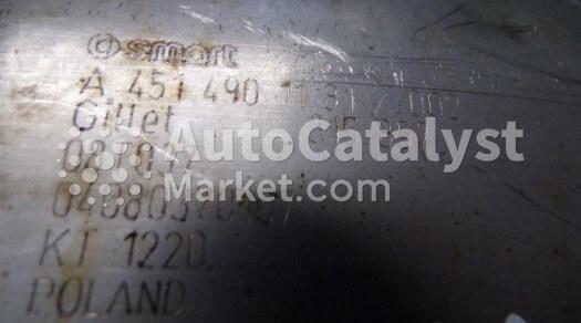 Catalyst converter KT 1220 — Photo № 3 | AutoCatalyst Market