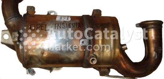 GM 203 (CERAMIC+DPF) — Foto № 1 | AutoCatalyst Market