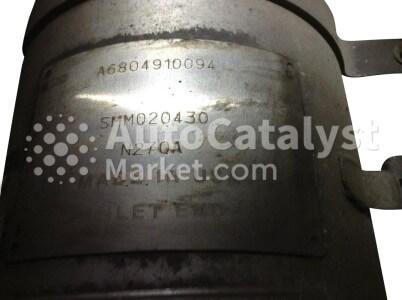 Catalyst converter A6804910094 — Photo № 4   AutoCatalyst Market