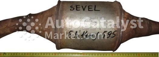 Catalyst converter 5B14-J595 — Photo № 1 | AutoCatalyst Market