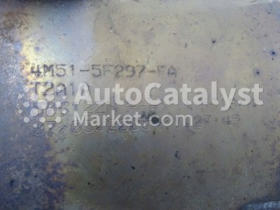Catalyst converter 4M51-5F297-FA — Photo № 3 | AutoCatalyst Market