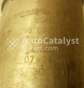 Catalyst converter 31219052 — Photo № 1   AutoCatalyst Market