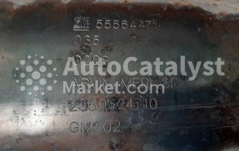 Catalyst converter GM 202 (DPF) — Photo № 2 | AutoCatalyst Market