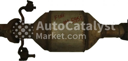 Catalyst converter 1M-595J — Photo № 1 | AutoCatalyst Market