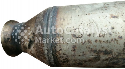 Catalyst converter KT 6019 — Photo № 2 | AutoCatalyst Market