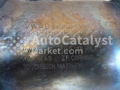 Catalyst converter 5Q0131701AN — Photo № 2   AutoCatalyst Market