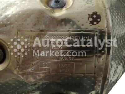 Catalyst converter 07L251356 — Photo № 3 | AutoCatalyst Market