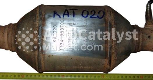 Catalyst converter KAT 020 — Photo № 2 | AutoCatalyst Market
