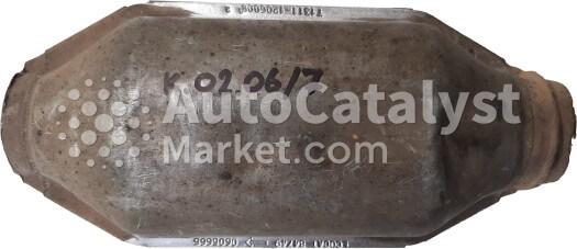 Catalyst converter ECOCAT 84749 — Photo № 1 | AutoCatalyst Market