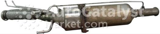 Catalyst converter TR PSA K 211 + TR PSA F008 — Photo № 1 | AutoCatalyst Market