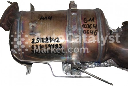 10364 / A0696 / AA4 — Photo № 1 | AutoCatalyst Market