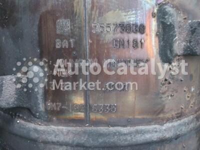 Catalyst converter GM 181 — Photo № 1 | AutoCatalyst Market