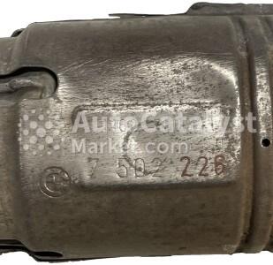 Catalyst converter 7502226 — Photo № 2   AutoCatalyst Market