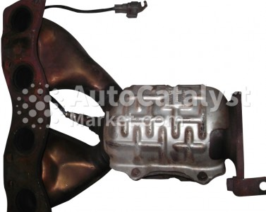 Catalyst converter 86G-C01 — Photo № 1 | AutoCatalyst Market