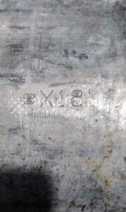 Catalyst converter X18 — Photo № 3 | AutoCatalyst Market