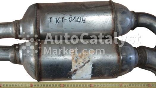 Catalyst converter KT 0104 — Photo № 2 | AutoCatalyst Market