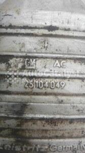 Catalyst converter GM 25104049 (Type 1) — Photo № 2 | AutoCatalyst Market