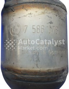 Catalyst converter 7586078 — Photo № 5 | AutoCatalyst Market