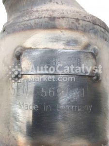 Catalyst converter 7586078 — Photo № 1 | AutoCatalyst Market