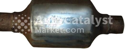 Catalyst converter 24320-09660 DF — Photo № 1   AutoCatalyst Market