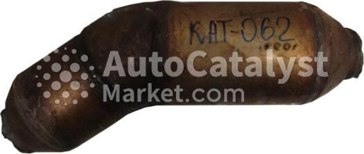 Catalyst converter KAT 062 — Photo № 1 | AutoCatalyst Market