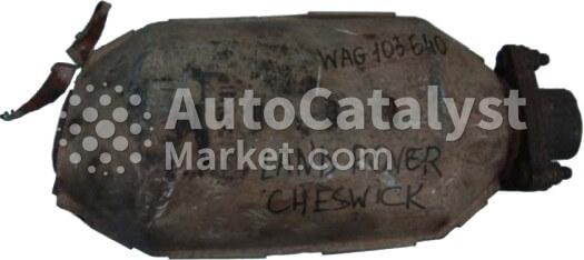 Catalyst converter WAG 103640 — Photo № 1   AutoCatalyst Market
