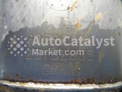 Catalyst converter GM 11 — Photo № 3 | AutoCatalyst Market