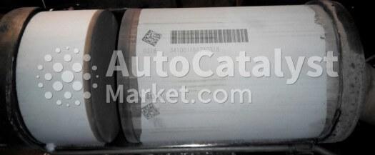 KT 6043 / ZGS005 (CERAMIC+DPF) — Foto № 2 | AutoCatalyst Market