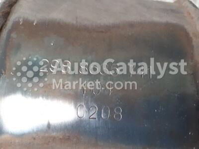 Catalyst converter GM 202 (DPF) — Photo № 1 | AutoCatalyst Market
