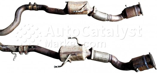 Catalyst converter 7L5254350E — Photo № 1   AutoCatalyst Market
