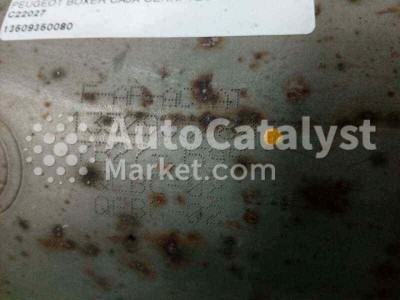 Catalyst converter 1350935080 — Photo № 1 | AutoCatalyst Market