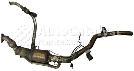 Catalyst converter KAT 140 — Photo № 2 | AutoCatalyst Market