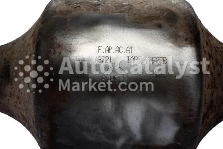 Catalyst converter 8721 — Photo № 2   AutoCatalyst Market