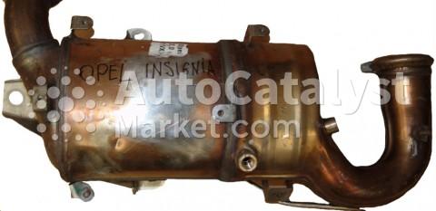 Catalyst converter GM 203 (DPF) — Photo № 1 | AutoCatalyst Market