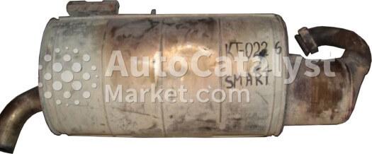 Catalyst converter KT 0226 — Photo № 1 | AutoCatalyst Market