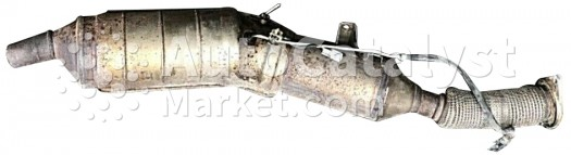 Catalyst converter C 513 — Photo № 1 | AutoCatalyst Market