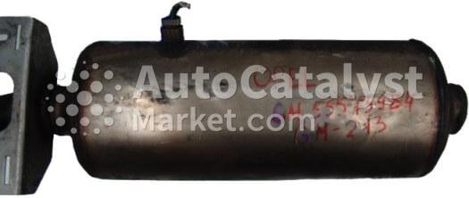 Catalyst converter GM 213 (CERAMIC + DPF) — Photo № 4 | AutoCatalyst Market