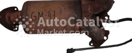 Catalyst converter GM 41 — Photo № 1 | AutoCatalyst Market