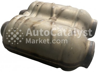 Catalyst converter KT A041 (Double) — Photo № 1   AutoCatalyst Market