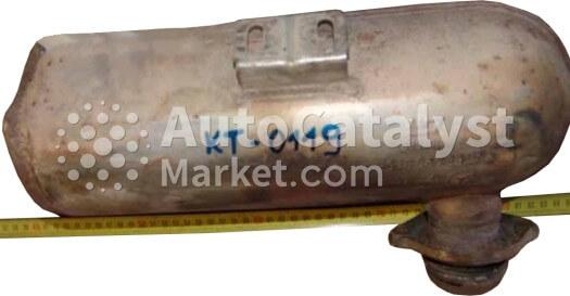 Catalyst converter KT 0119 — Photo № 1 | AutoCatalyst Market