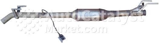 Катализатор SC 2037 / ZGS 001 — Фото № 1 | AutoCatalyst Market