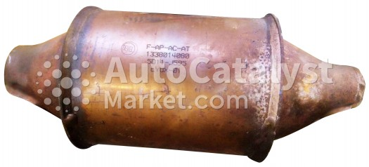 Catalyst converter 1338014080 — Photo № 1 | AutoCatalyst Market