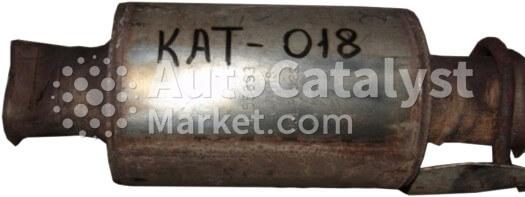 Catalyst converter KAT 018 — Photo № 1 | AutoCatalyst Market