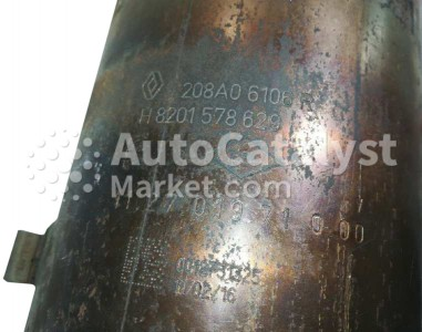 Catalyst converter 208A06106R — Photo № 3 | AutoCatalyst Market