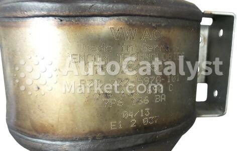 Catalyst converter 7P6131690C (CERAMIC) — Photo № 5   AutoCatalyst Market