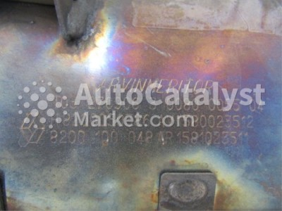 Catalyst converter 8200100048 — Photo № 2 | AutoCatalyst Market