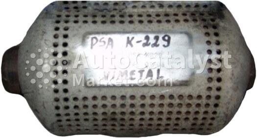 Catalyst converter TR PSA K229 — Photo № 2 | AutoCatalyst Market