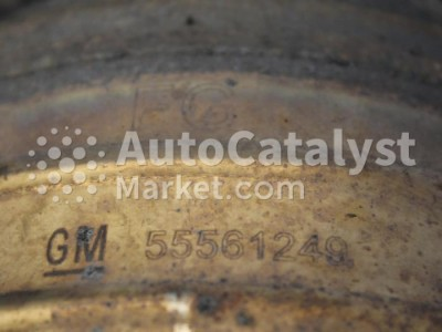 GM 120 — Foto № 1 | AutoCatalyst Market